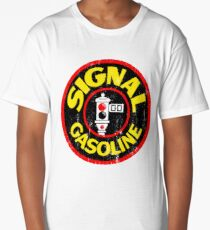 Signal Gasoline Long T-Shirt