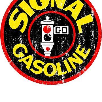 Signal Gasoline by hotrodz