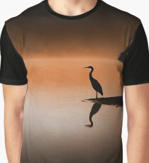 A Quiet Morning Graphic T-Shirt
