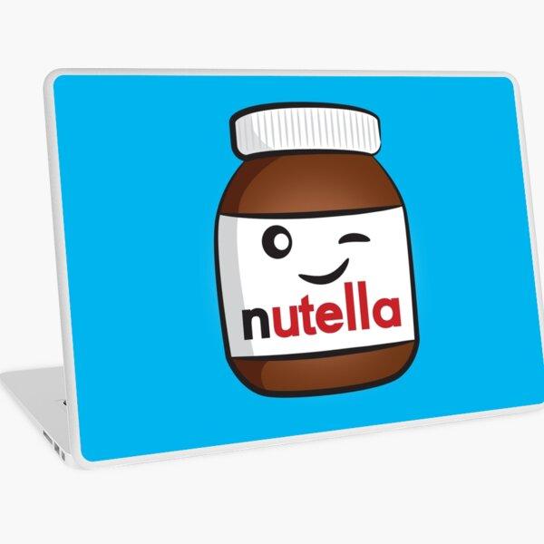 Nutella face 4 Laptop Skin