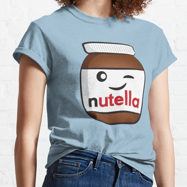 Nutella face 4 Classic T-Shirt