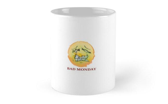 Bad Monday by JamesPSilk