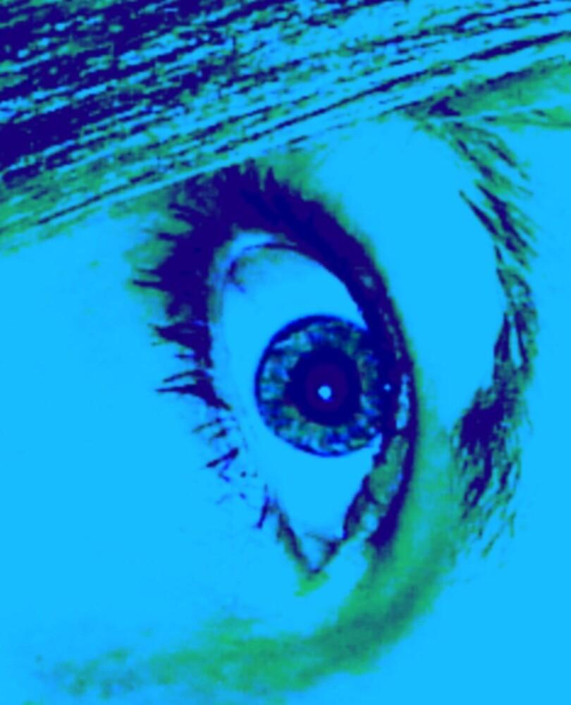 The Eye  by brattigrl