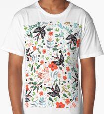 Around the Garden Long T-Shirt