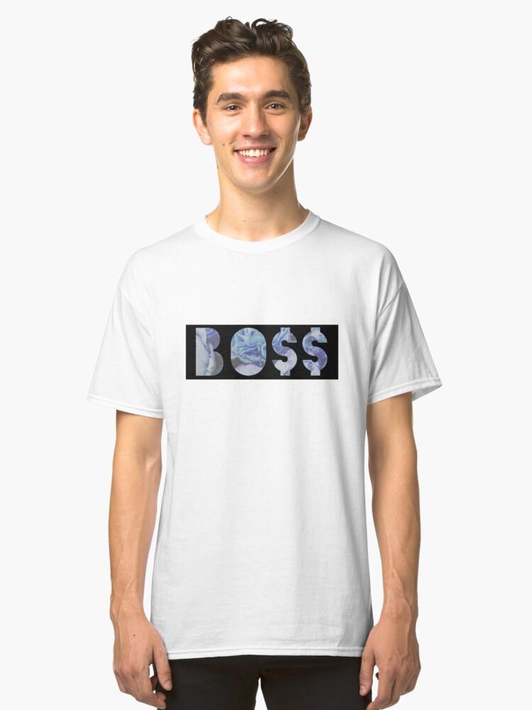 BOSS Classic T-Shirt Front