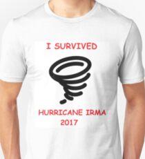 IRMA HURRICANE  Unisex T-Shirt