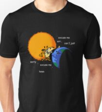 Excuse Me Total Solar Eclipse August 21 2017 T-Shirt