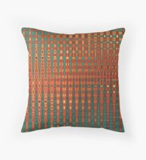 weaved Throw Pillow
