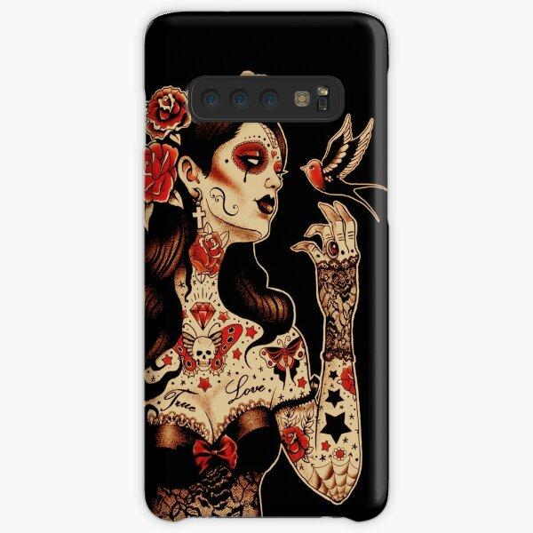 Day of the Dead Art, Day of the Dead Picture ,Dia De Los Muertos Samsung Galaxy Snap Case