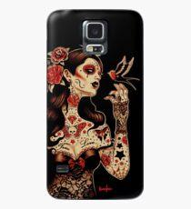 Tag der Toten, Tag der Toten, Dia De Los Muertos Hülle & Skin für Samsung Galaxy