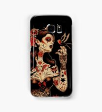 Day of the Dead Art, Day of the Dead Picture ,Dia De Los Muertos Samsung Galaxy Case/Skin