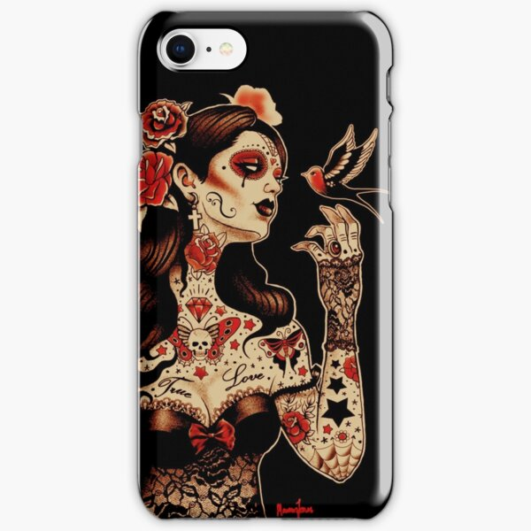 Day of the Dead Art, Day of the Dead Picture ,Dia De Los Muertos iPhone Snap Case