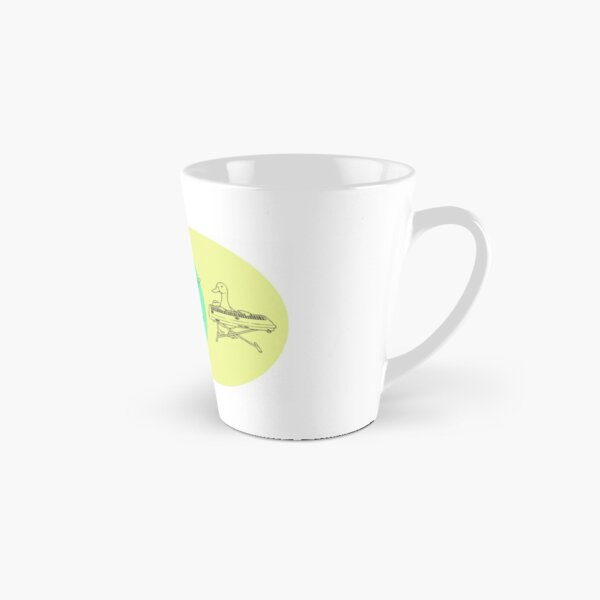 Keytar Platypus Venn Diagram Tall Mug