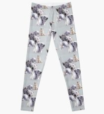 Arctic King Leggings