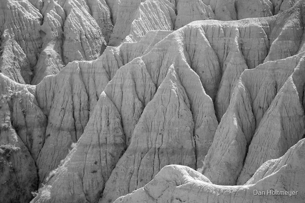 Badlands by Dan Holtmeyer