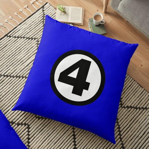 FANTASTIC FOUR #4 Floor Pillow