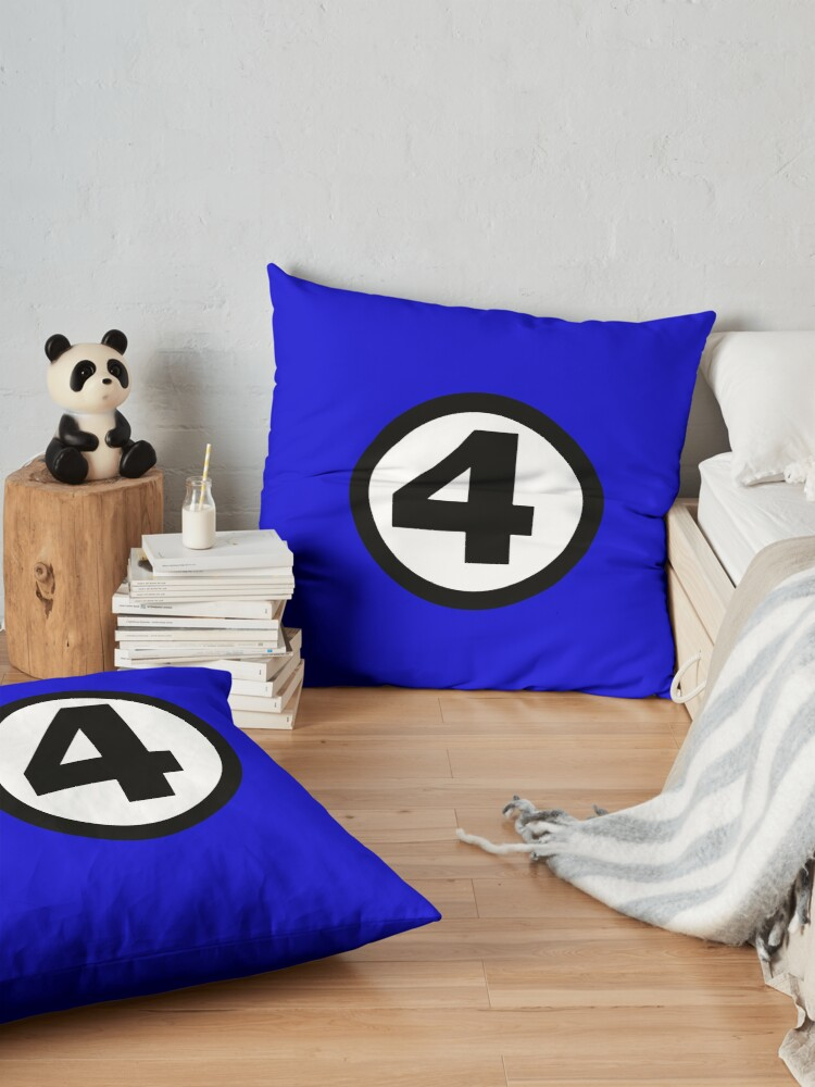 Alternate view of FANTASTIC FOUR #4 Floor Pillow