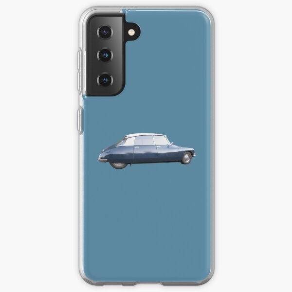 CITROEN DS vintage Niagara Coque souple Samsung Galaxy