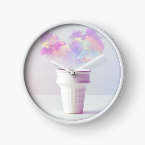 Forecast in a Cup Clock
