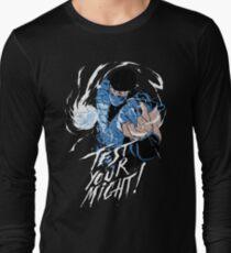 Subzero Test Your Might Long Sleeve T-Shirt