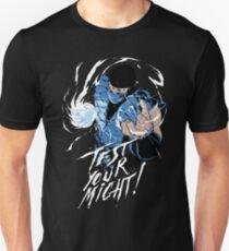 Subzero Test Your Might T-Shirt