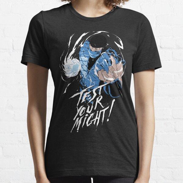 Subzero Test Your Might Essential T-Shirt