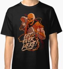 Scorpion Get Over Here Classic T-Shirt