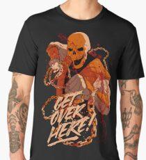 Scorpion Get Over Here Men's Premium T-Shirt