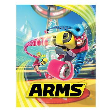 Arms Poster Merchandise by CeceliaHudson