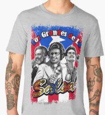 Los Grandes de la Salsa Men's Premium T-Shirt