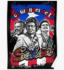 Cuban Salsa Music Posters | Redbubble
