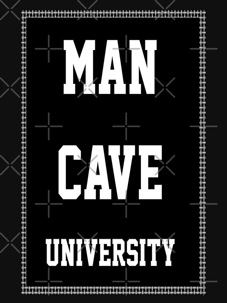 Man Cave University by cradox