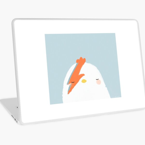 Chicken rebel Laptop Skin