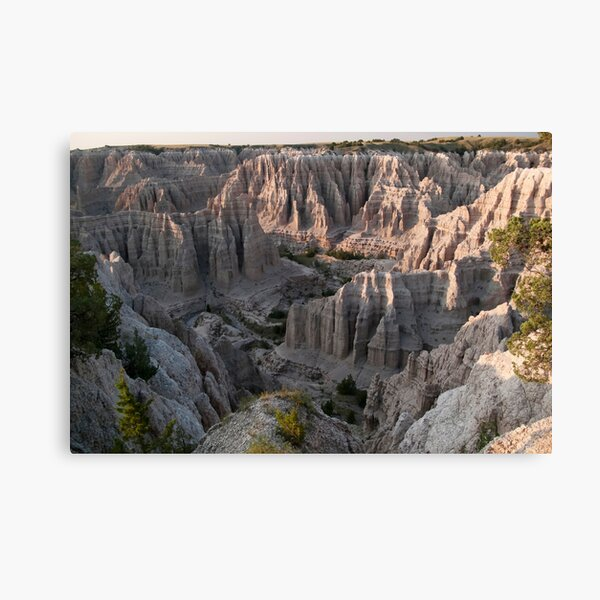 Sheep Mountain Table Canvas Print