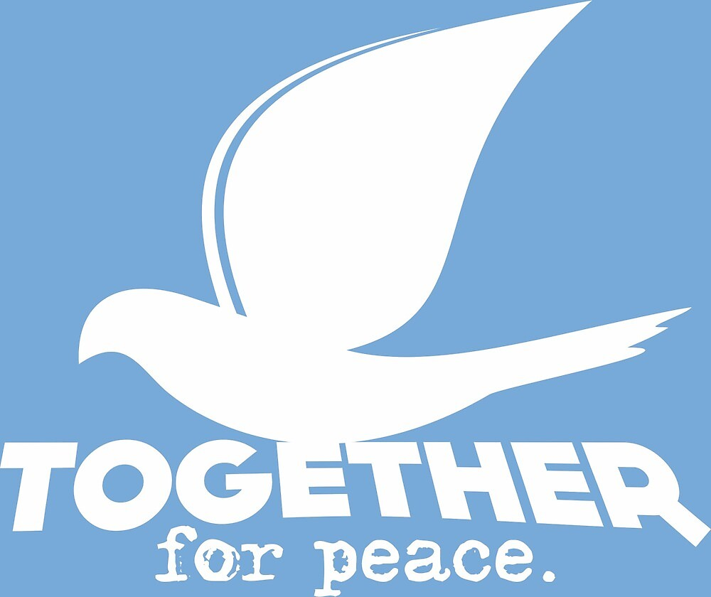 Peace by LayoutShirts