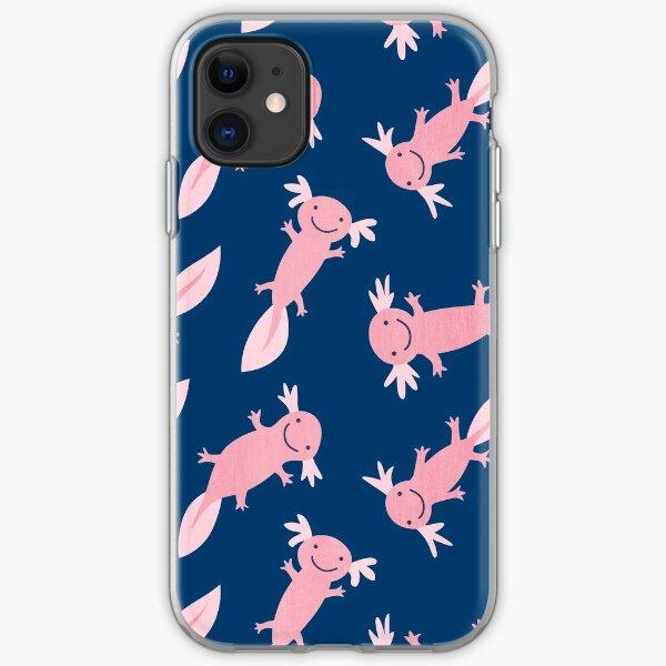 Axolotl on a Mossball iPhone 11 case