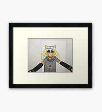 Miss Piggy Framed Print