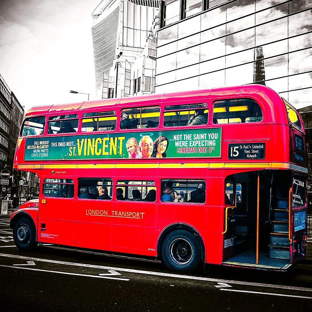 London Bus by Lollo182