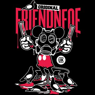 Original Friendnfoe by Toratrew