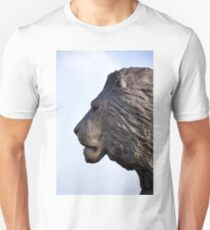 Lion Sculpture, Longleat House, Wiltshire, UK T-Shirt
