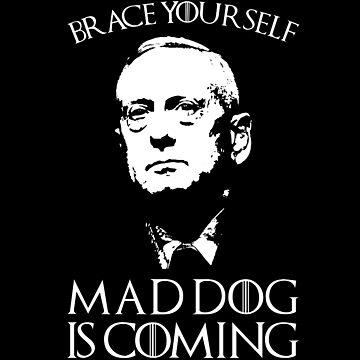 General Mad Dog Mattis by Toratrew