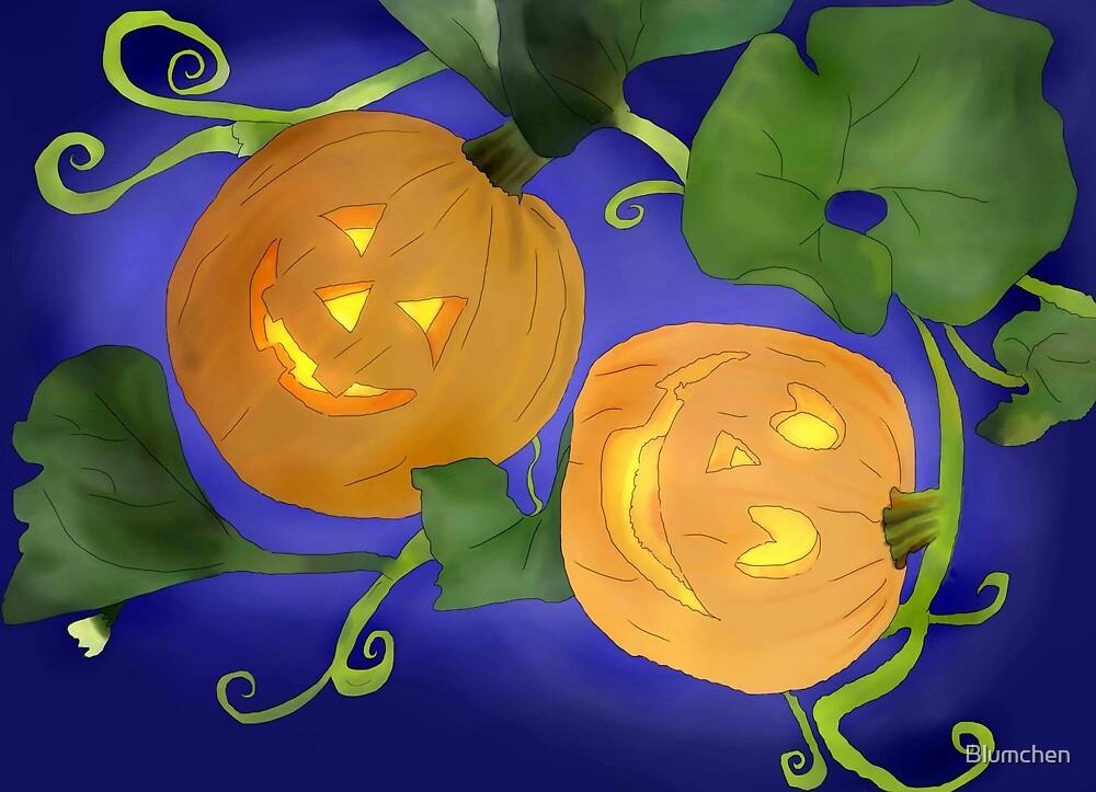 Halloween by Blumchen