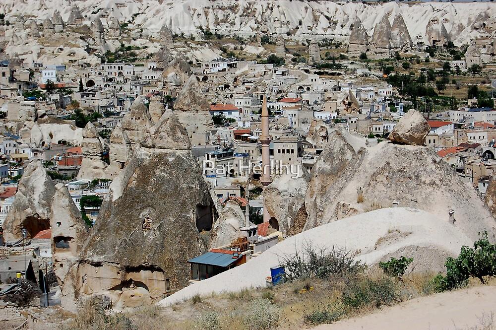 Dream Town - Goreme, Cappadocia, Turkey by Pat Herlihy