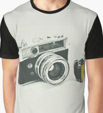 Retro photography Graphic T-Shirt