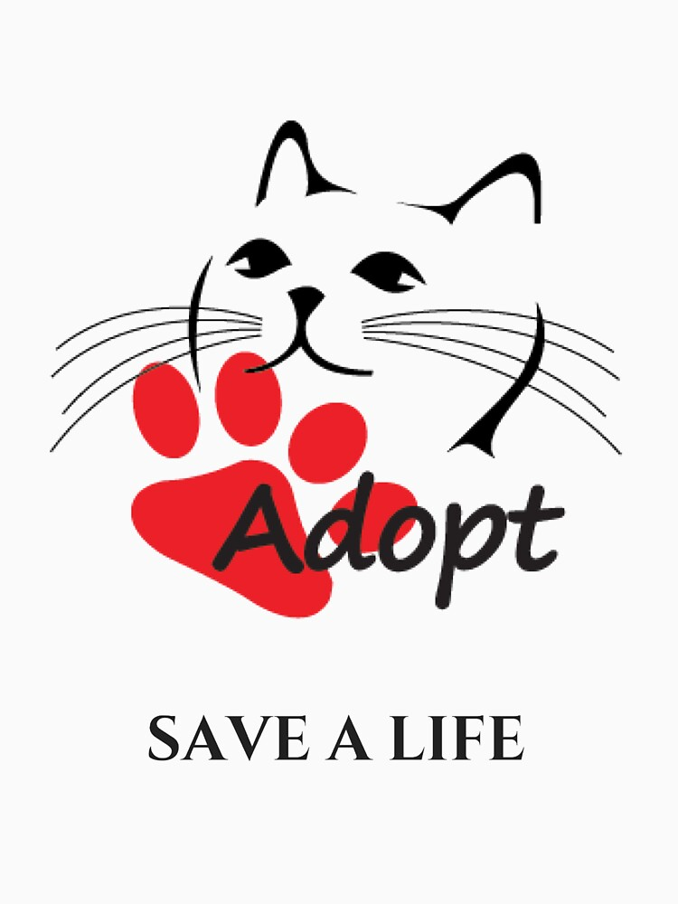 Personalised t shirt - Adopt an Animal - By G.B Fashion Care by gubolta