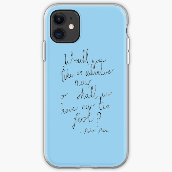 Peter Pan - Adventue iPhone Soft Case