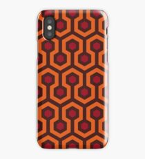 Overlook Hotel Carpet (The Shining)  iPhone Case