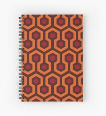 Overlook Hotel Carpet (The Shining)  Spiral Notebook