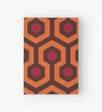 Overlook Hotel Carpet (The Shining)  Hardcover Journal