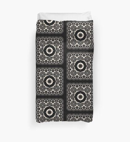 Lacy Mandala Duvet Cover